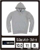 【cross stitch】クロススティッチ 10.0oz P/Oパーカ(パイル) 1720円〜